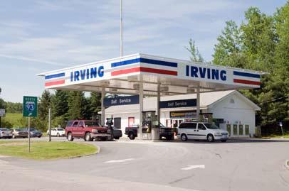 Irving gas station eames realty company for Eastgate motor inn littleton nh