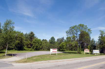 Land for lease eames realty company for Eastgate motor inn littleton nh